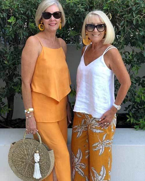 Latest Chic Fashion for Older Women