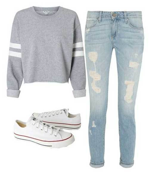 Back to School Winter Outfits for Girls