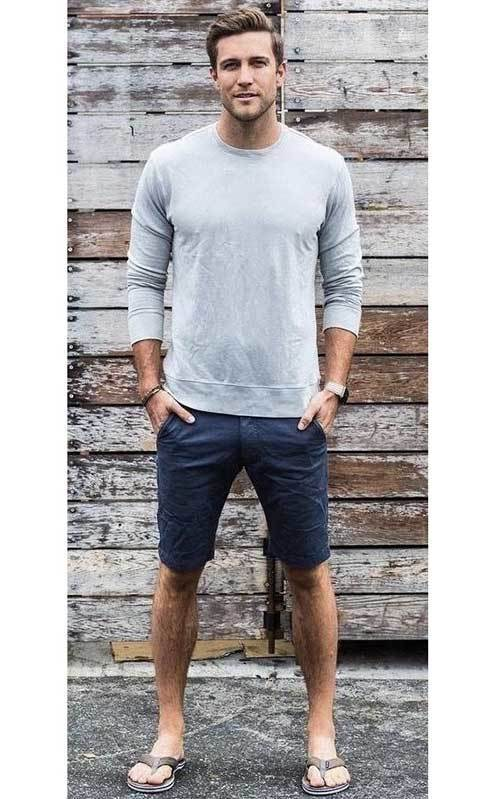 Spring Summer Outfit İdeas Men