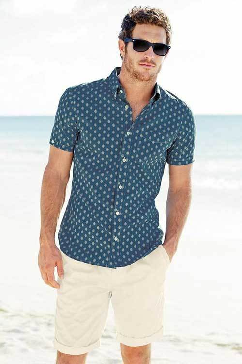 Summer Clothes Outfit İdeas Men