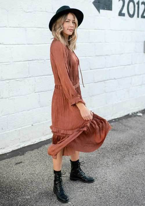 Summer Edgy Bohemian Outfit Ideas