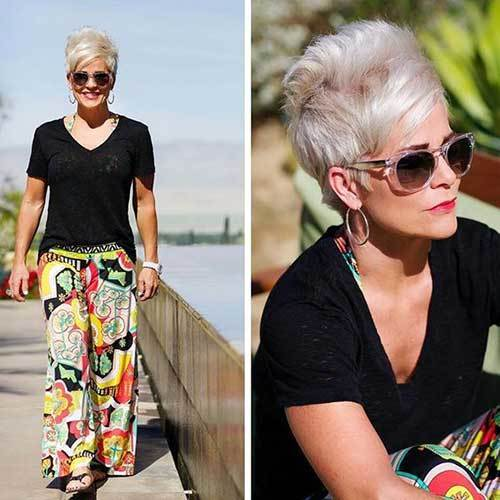 Latest Boho Fashion for Older Women