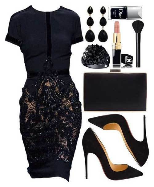Women's Chic Night Out Outfits
