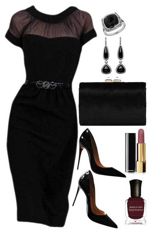 Women's Classy Night Out Outfits