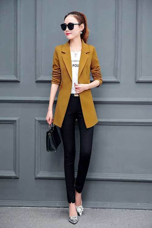 Womens Classy Work Outfit