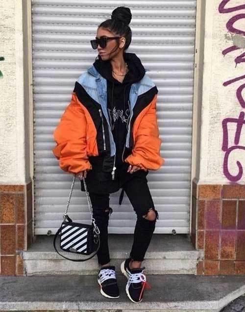 Cool Street Style Fashion