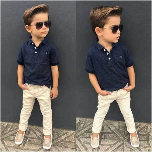 Cool Boy Toddler Outfits for Pictures