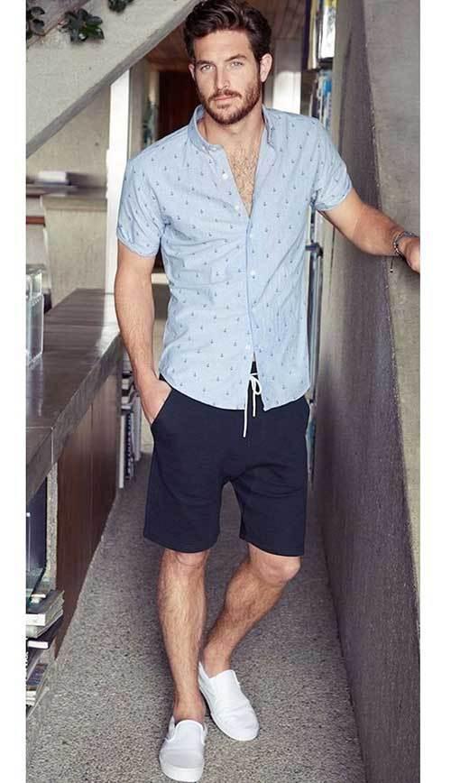 Cute Summer Outfit İdeas Men