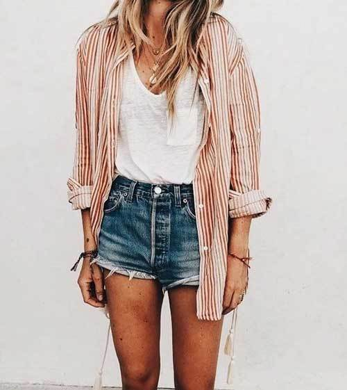Womens Cute Casual Spring Outfits