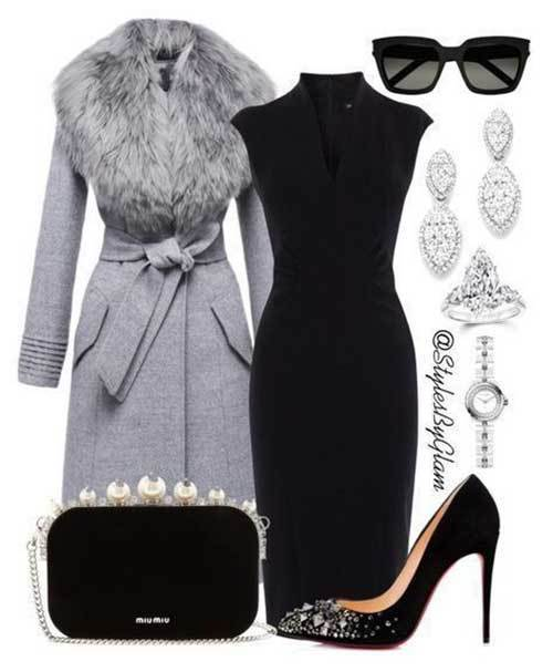 Women's Date Night Out Outfits
