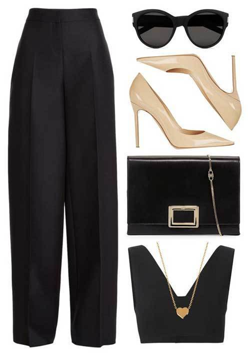 Women's Elegant Night Out Outfits