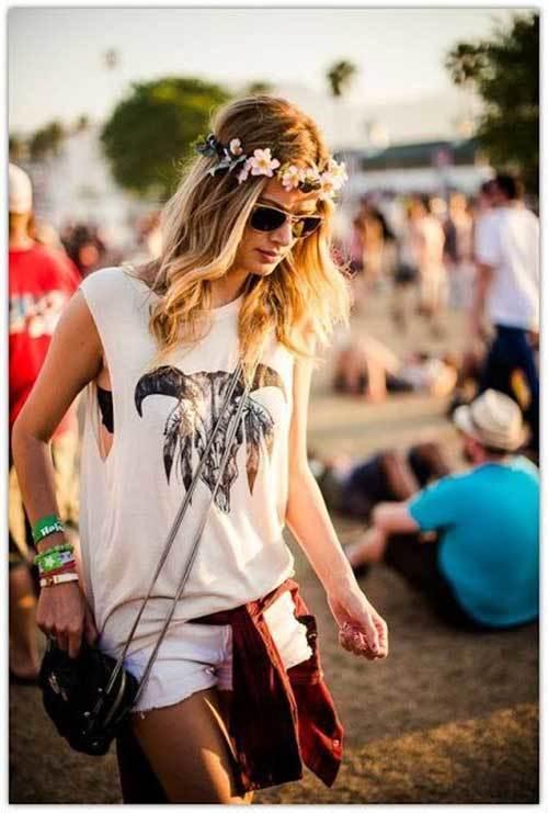 Flower Crown Festival Trends