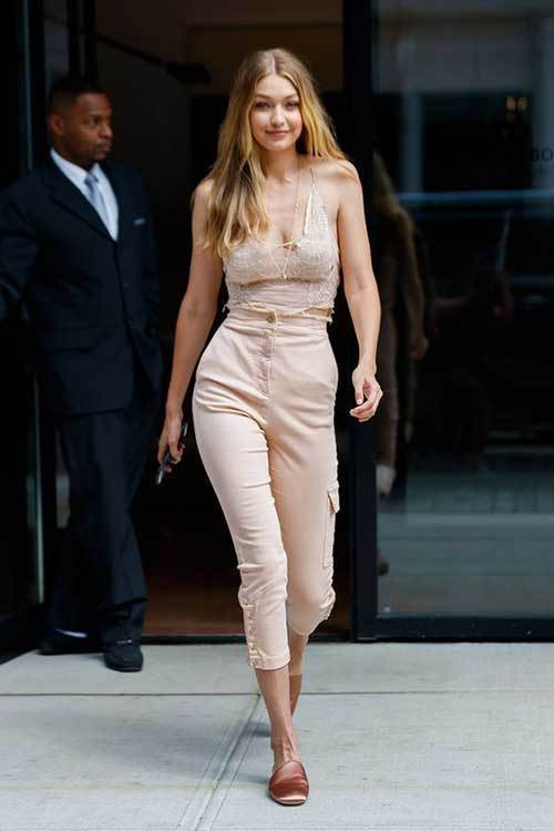 Gigi Hadid Everyday Outfit Pinterest