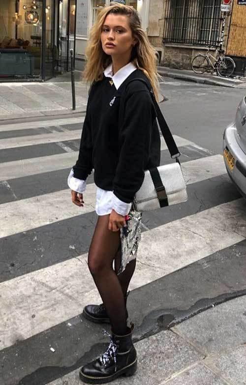 Grunge Street Fashion