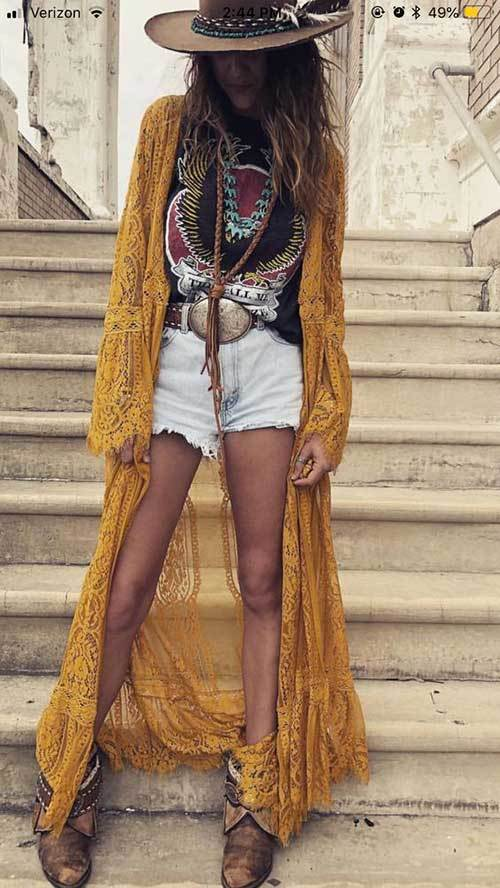 Kimono Cardigan Clothing Ideas