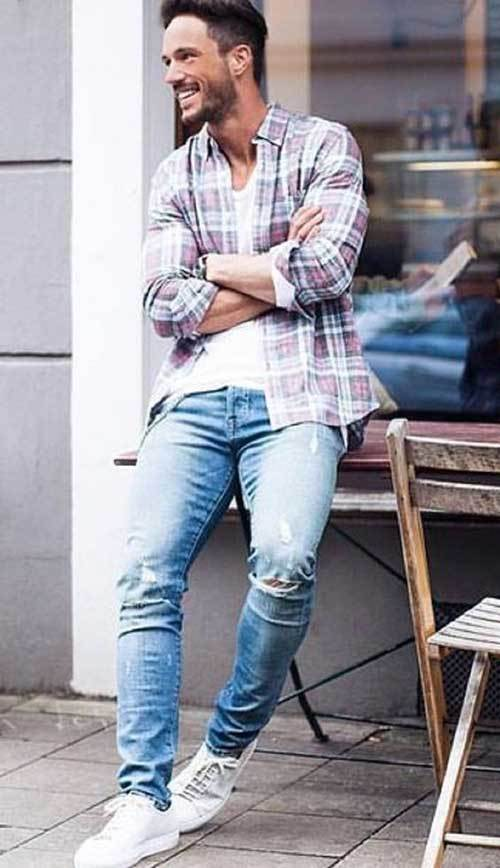Denim Outfits for Men