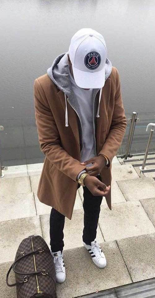 School Outfits for Men