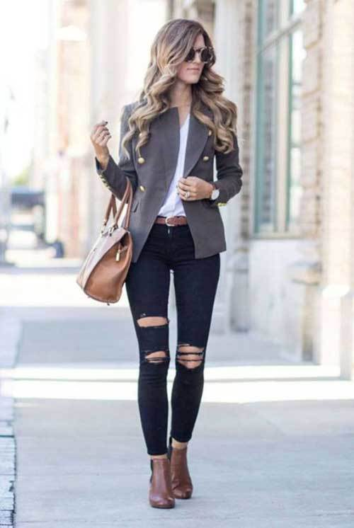 Casual Womens Work Outfit