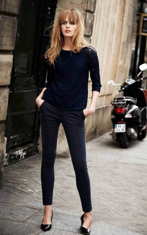 Parisian Street Fashion
