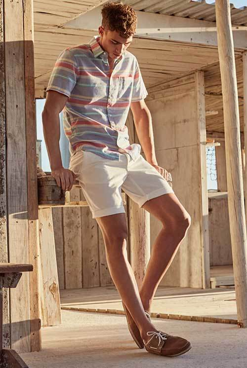 Summer Simple Outfit İdeas Men