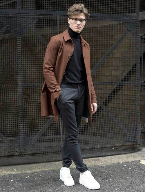 Sporty Jacket Outfits for Men