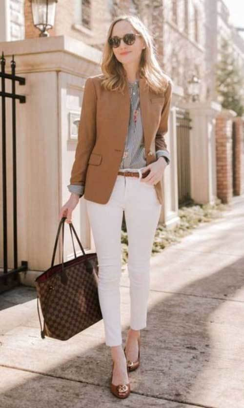 Womens Work Spring Outfit