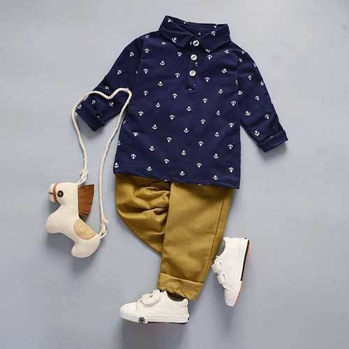 Boy Toddler Spring Outfits