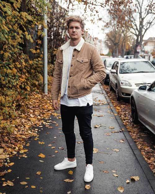 Street Fashion Outfits for Men