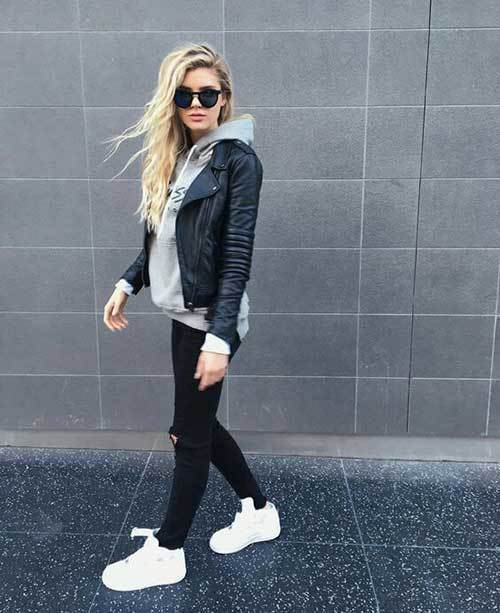 Streetwear Back to School Outfits for Girls