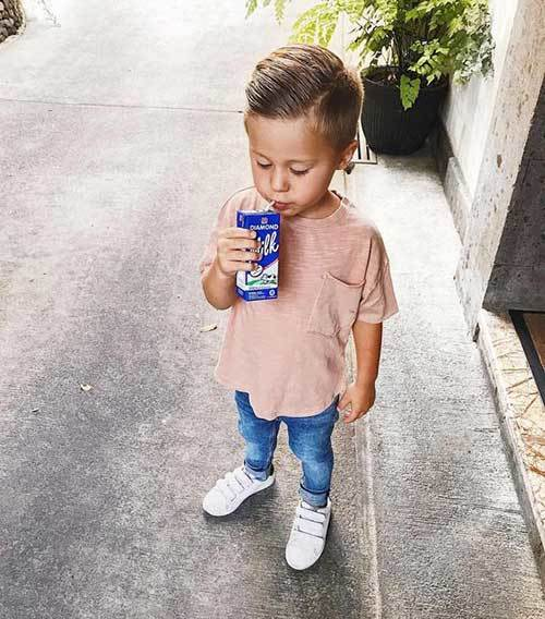 Boy Toddler Stylish Outfits for Pictures