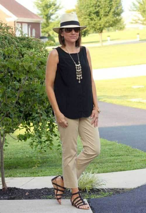Summer Outfits for Older Women
