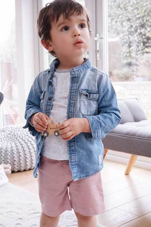Boy ToddlerDenim Outfits