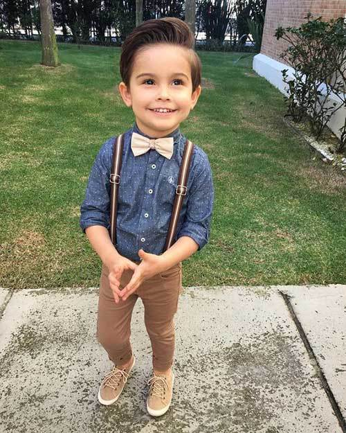 Boy Toddler Gentleman Outfits