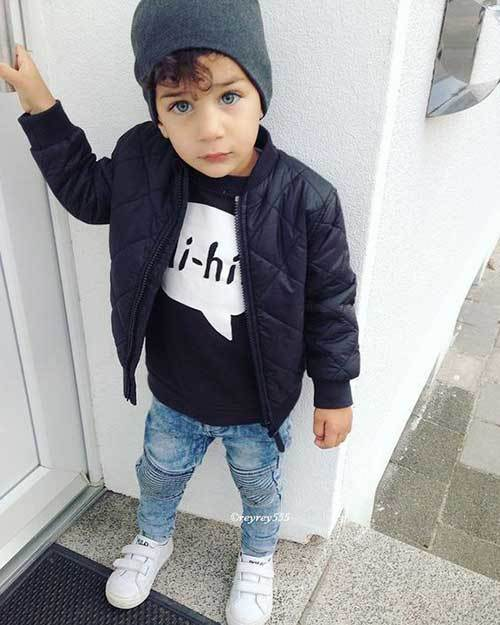 Boy Toddler Swag Outfits