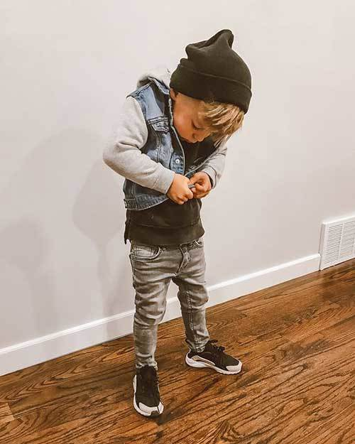 Boy Toddler Outfits for Pictures