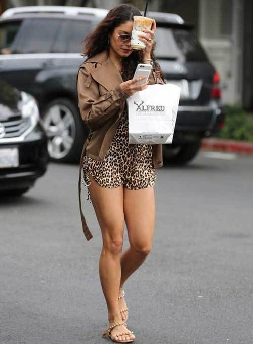 Vanessa Hudgens Street Fashion