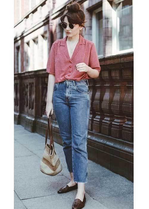 Vintage Street Style Fashion