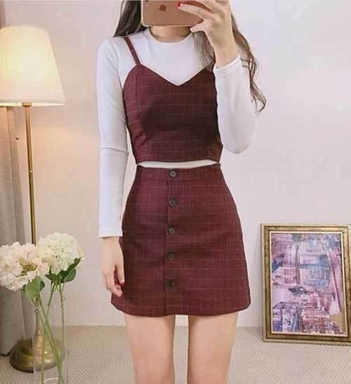 Cute Korean Fashion Outfits-10