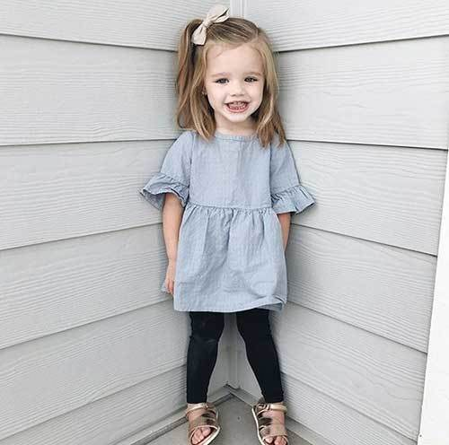 Toddler Girl Dress Cute Outfits-10