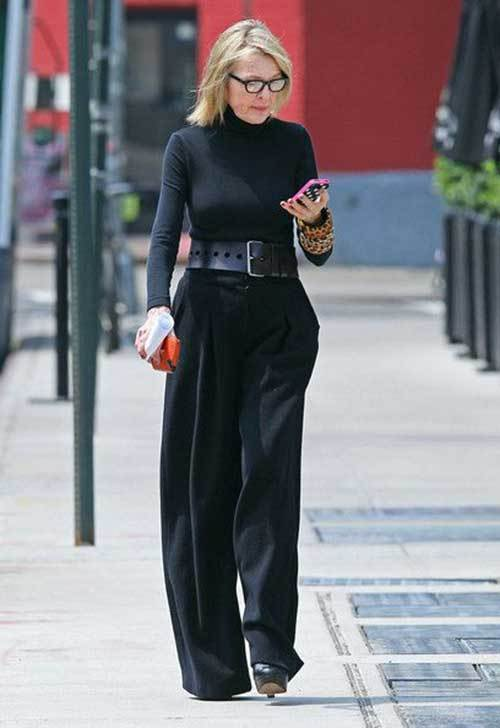 Diane Keaton Outfits for Older Women-13