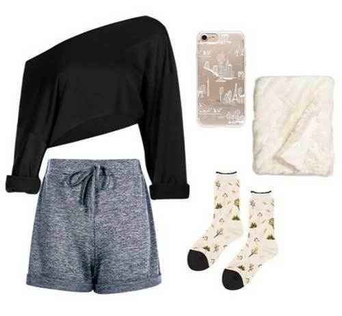 Cute Lazy Day Casual Outfits