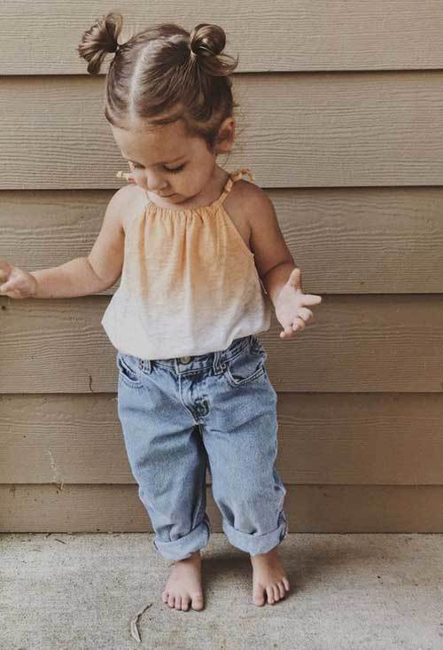 Cute Toddler Girl Summer Outfits