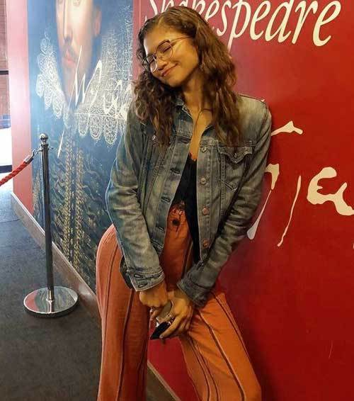 Zendaya Cute Outfits 2019