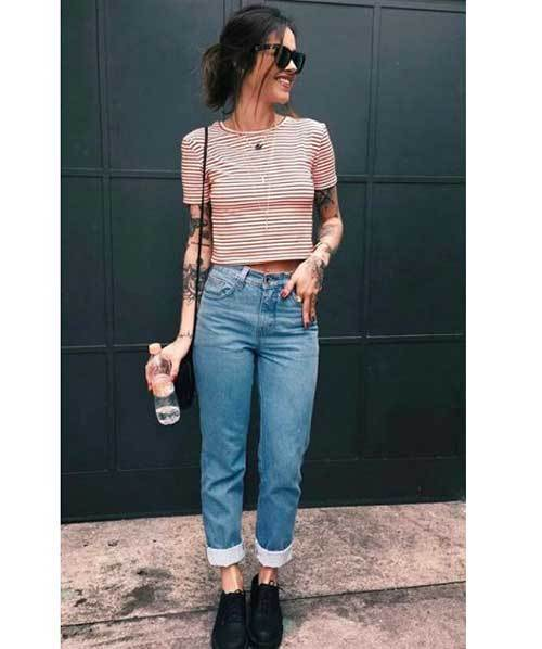 Mom Jean Hipster Outfit Ideas-15