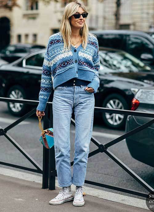 Paris Casual Outfit Ideas-15