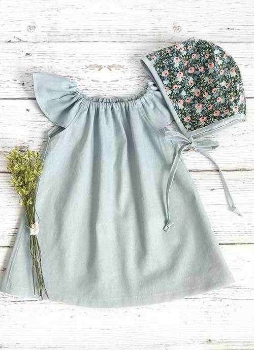 Toddler Baby Girl Dress Outfits-17