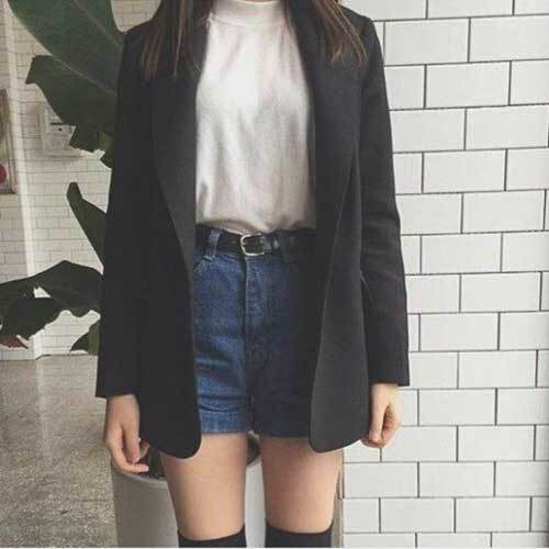 Korean Fashion Grunge Outfits-18