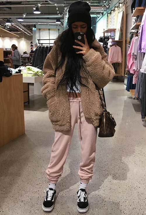 Cute Lazy Day Winter Outfits
