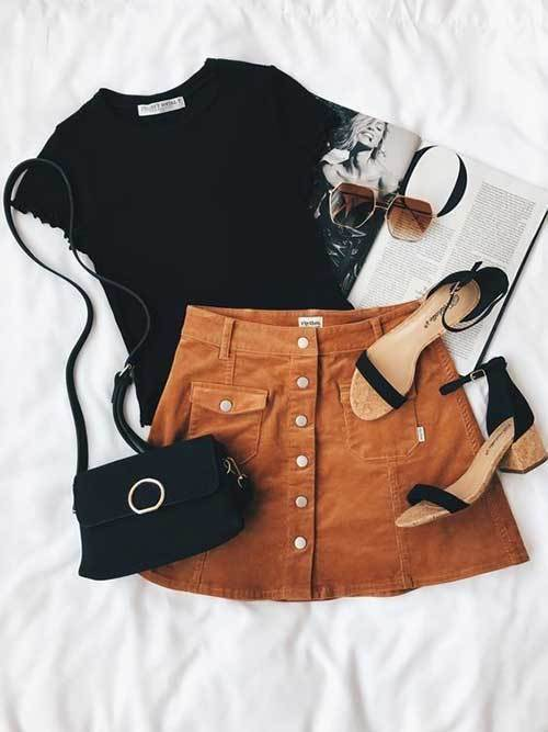 Summer Cute Night Out Outfits