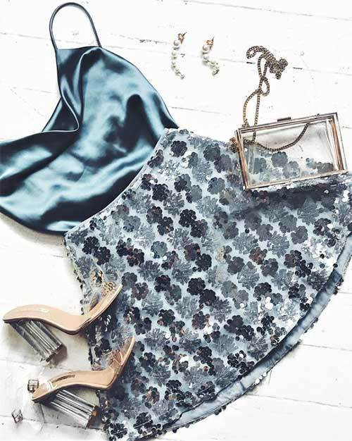 Summer Night Out Dress Outfits